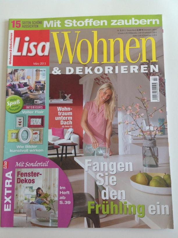 2013 lisa wohnen dekorieren finca del soul. Black Bedroom Furniture Sets. Home Design Ideas