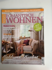 2015 Romantisch Wohnen August - September