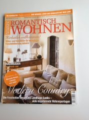 2013 Romantisch Wohnen August - September