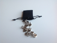 DIY Charms-Herzen-Set
