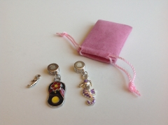 DIY Charms-Beach-Set