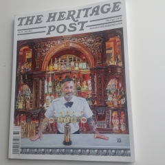 The Heritage Post Juli/2015
