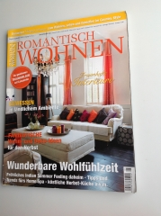 2014 Romantisch Wohnen August - September